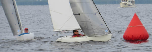 Winds were challenging as they shifted on the course, nothing new for Charlotte Harbor. First day had great conditions other than starting out a little on the cool side but shortly warmed up to a nice day.