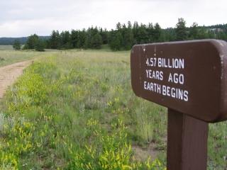 4.57 Billion Years Ago