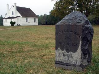 Stonewall Jackson Shrine