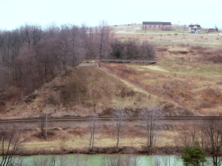 Old Dam Abutments
