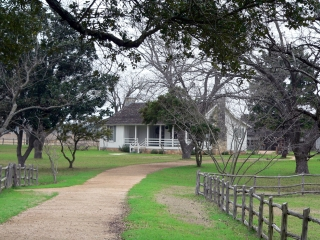 LBJ's Birthplace