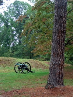 Petersburg Cannon