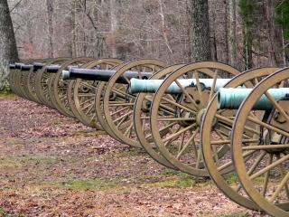 Artillery Line