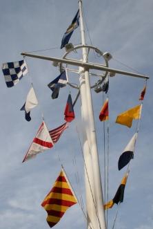 Glistening Flags