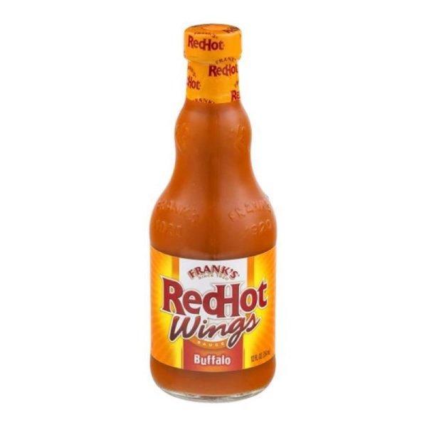 Frank's Red Hot Wings Sauce Buffalo (354g), 4,69 €, USA ...