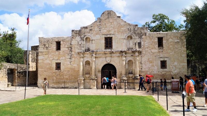 Alamo in San Antonio