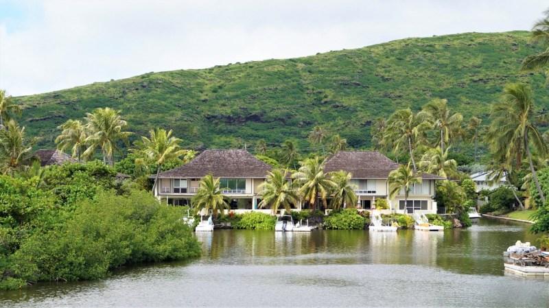 Hawaii Oahu Wohnen