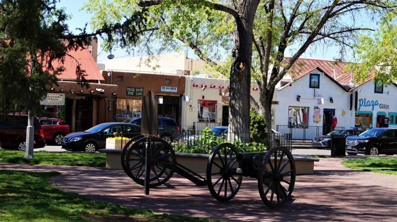 historisches Stadtzentrum New Mexico