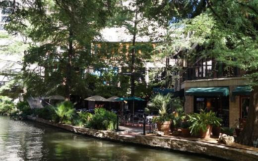 San Antonio am Riverwalk