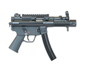 HK SP5K Semi Auto Pistol 9mm