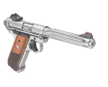 Ruger MkIV Hunter