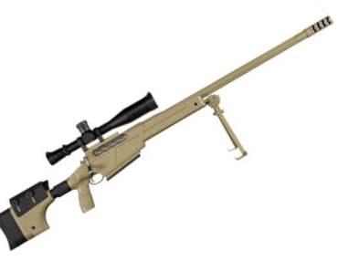 Sig Sauer Sig50 Sniper Rifle