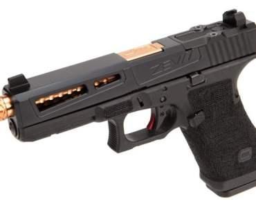 ZEV Technologies Prizefighter, cheap Agency Arms