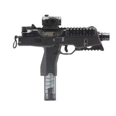 The B&T TP9 for sale. A modern Swiss version of the classic Uzi SMG