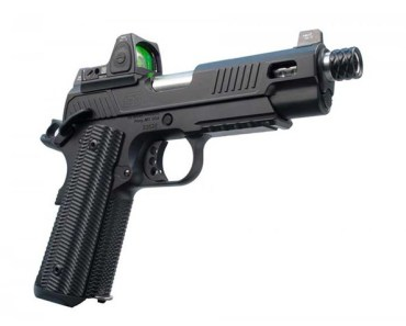 Dan brown ZEV 1911