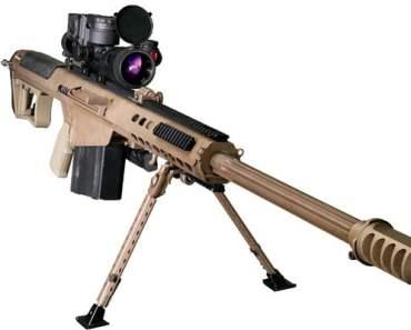 Barrett M107 50 BMG Gun rifle