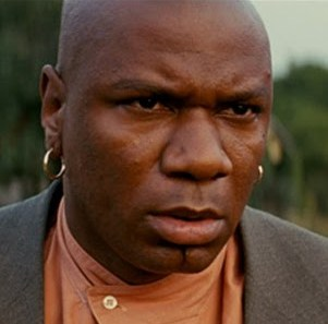 Ving Rhames got a call from the cops