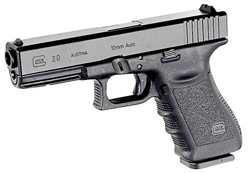 Glock 20 10mm - The best 10mm handgun in the world