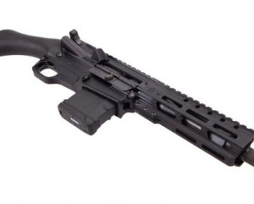 Fightlite SCR Pistol, a beast of an AR-15