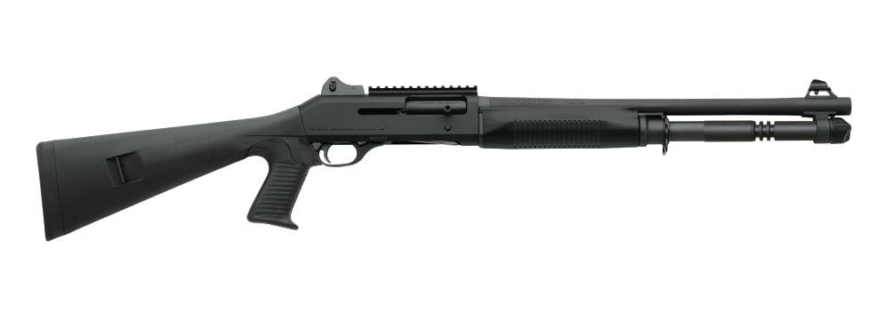 Benelli M4 Tactical shotgun on sale now.