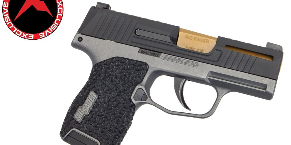Danger Close Armament: First Custom Sig Sauer P365 – USA Gun