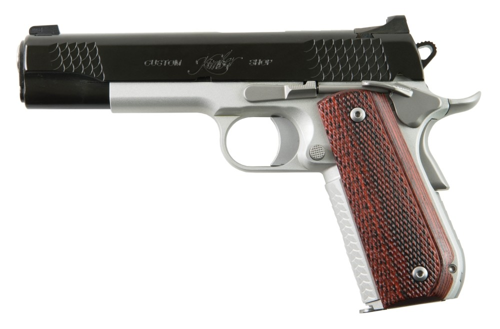 Kimber Super Carry Custom For Sale, a great 1911