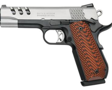 mith & Wesson SW1911 Performance Center 45 ACP