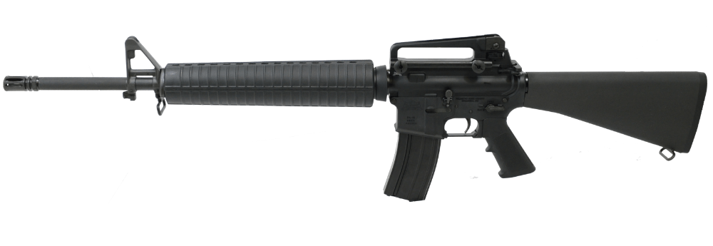 Get this Vietnam M16 inspired AR-15 from Palmetto State Armory, for sale now.