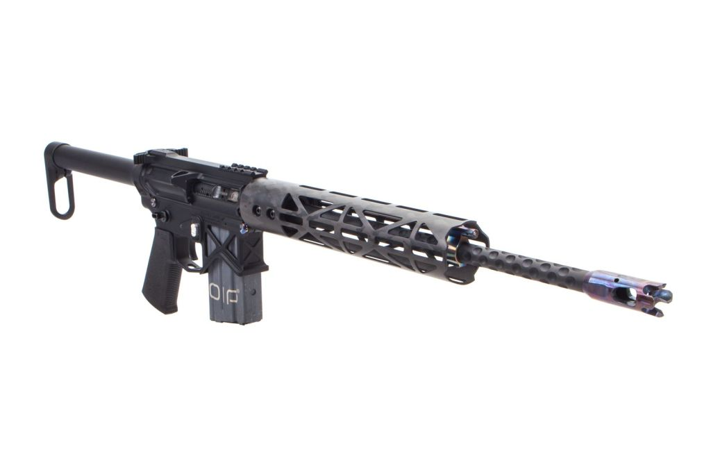 Battle Arms Development Ounces is Pounds (OIP) For Sale. A 4lb super lightweight AR-15 rifle with advanced materials.