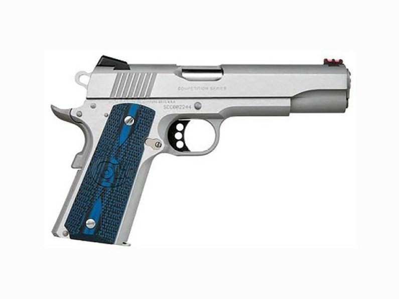 Colt 1911 Competition 9mm for sale - One of the best full size 9mm handguns for sale in 2019