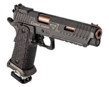 John Wick 3, is this the gun? STI 2011 John Wick Combat Master Package For Sale