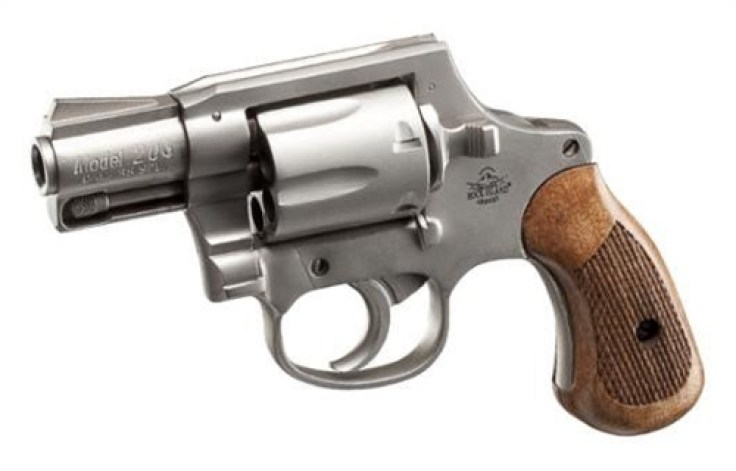 Rock Island Armory M206 revolver for sale - A beautiful and cheap gun that will make you happy you own it.