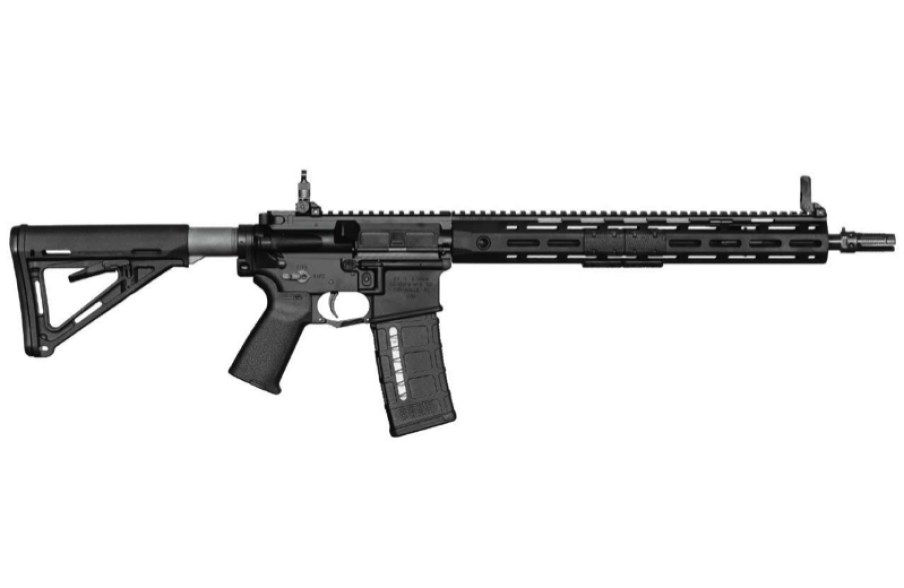 Knights Armament SR-15 for sale. A 5.56 NATO semi-auto rifle that is among the best in the world. Buy guns online here.