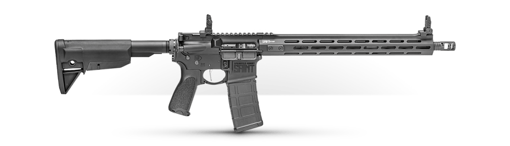 Springfield Armory Saint Victor for sale - A great starter AR-15 rifle for close to $900. Buy guns online here.
