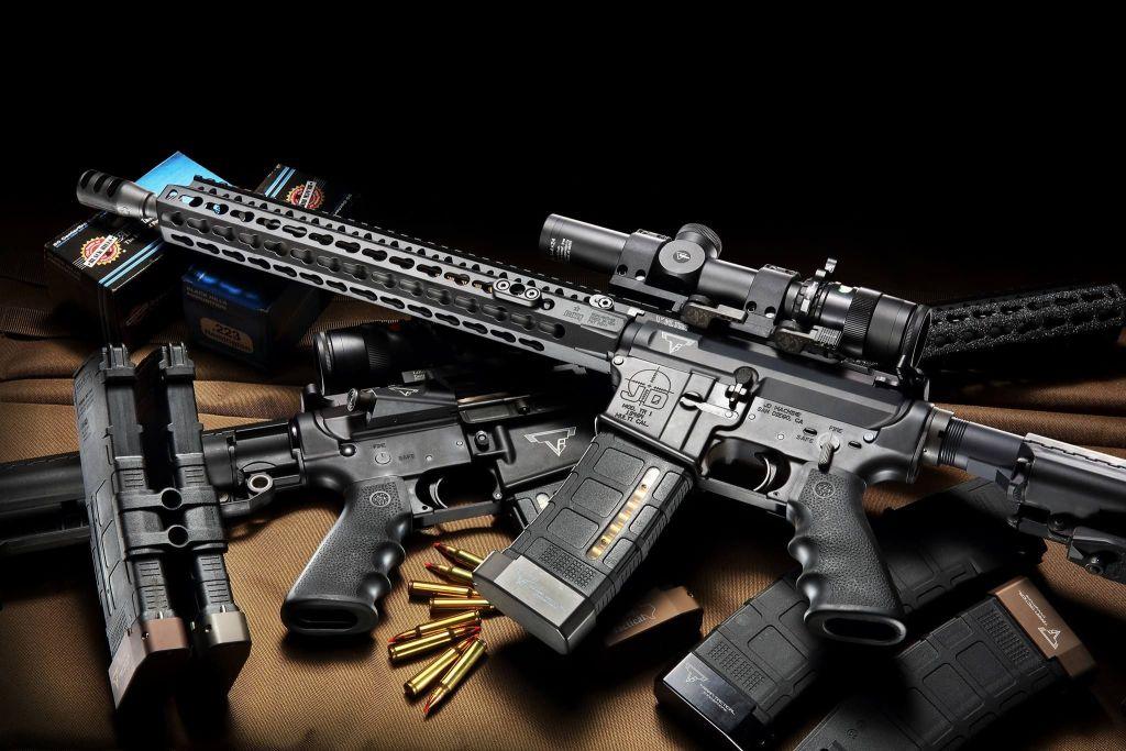 15 Designer AR-15 Rifles For Sale in 2019 3