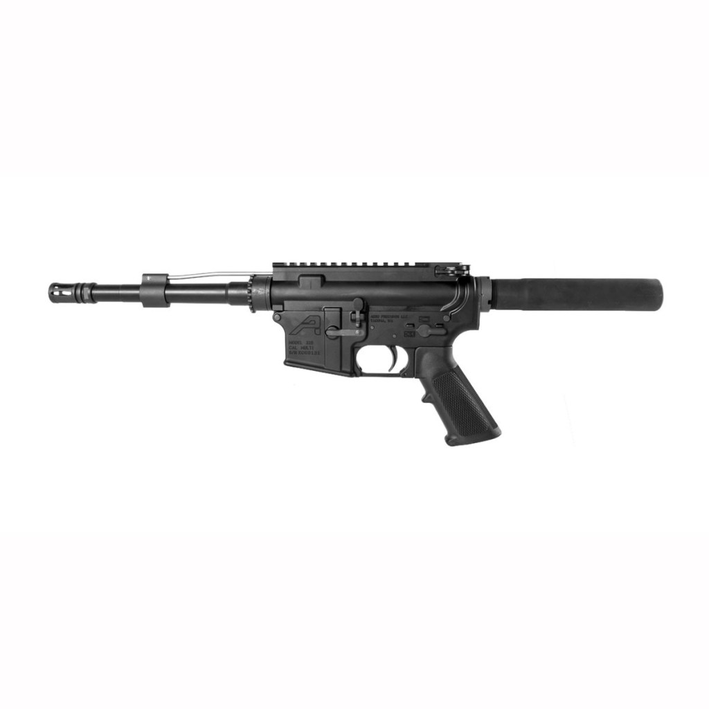 OEM Precision Naked AR pistol in AAC 300 Blackout for sale - Just $629.99 for a proper Close Quarters Combat weapon.
