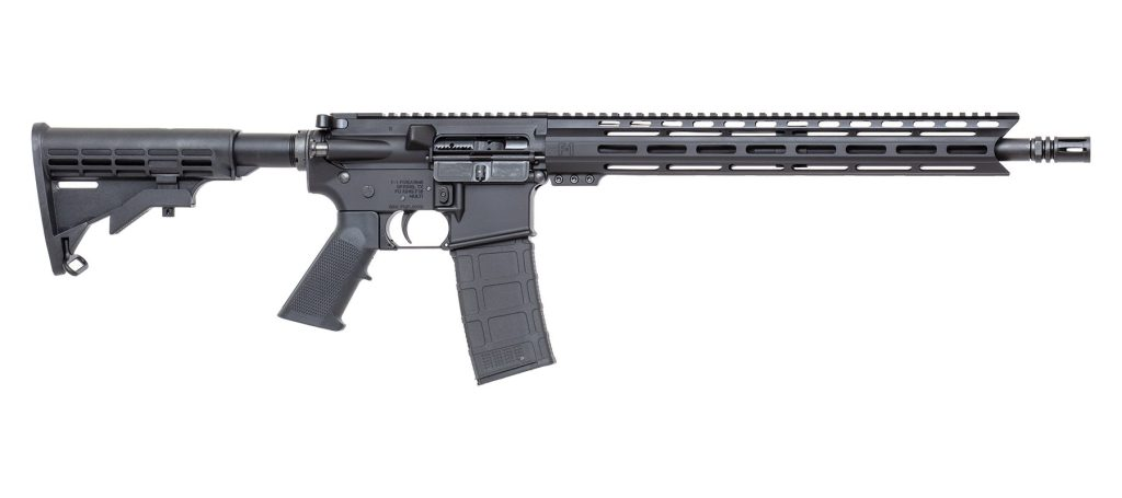 F-1 Firearms FU King AR-15 on sale here - Pre-order your rifle now.
