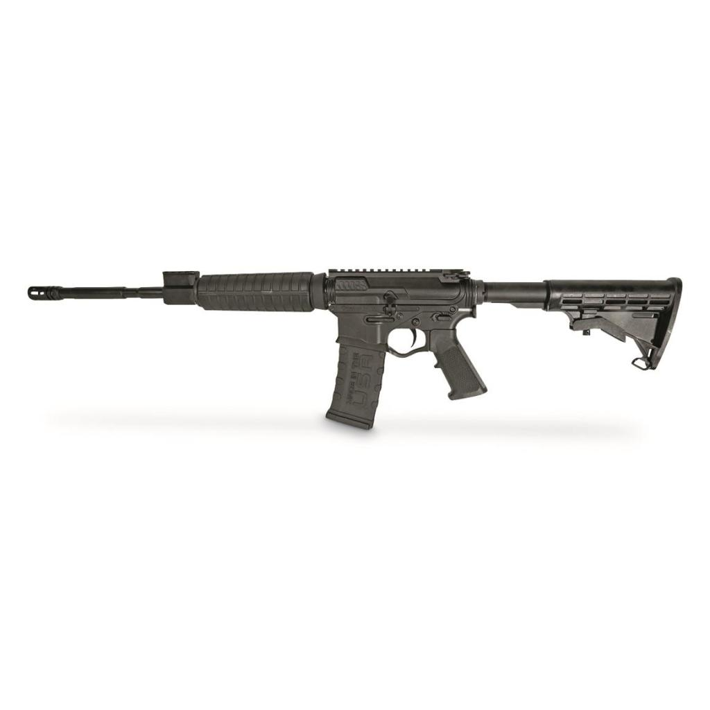 ATI Omni Hybrid Maxx P3 AR-15 for sale. A plastic AR-15 at a bargain price.