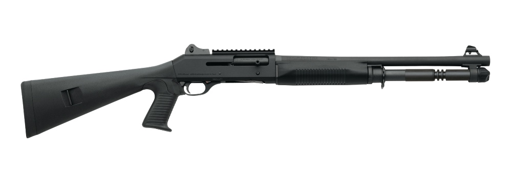 Benelli M4 Tactical Shotgun. Still all the gun you need for home defense