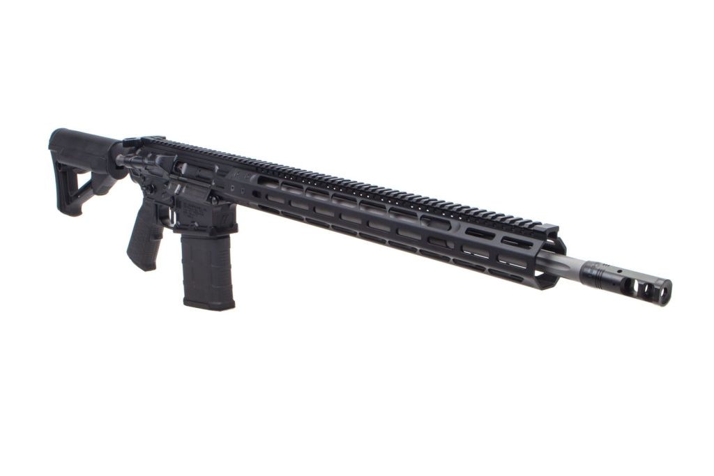 ZEV Technologies Small Frame Billet 6.5 Creedmoor. A lightweight Designated Marksman Rifle that is a total marksman of a hog hunter. Buy yours now.