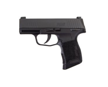 Sig P365 NItron with manual safety