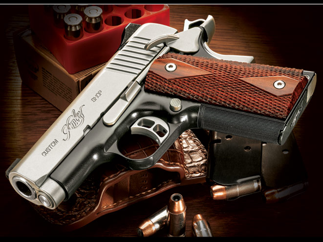 Kimber Ultra CDP II - The Custom Defense Package from Kimber that is one of the finest micro 9mm 1911 handguns for sale.