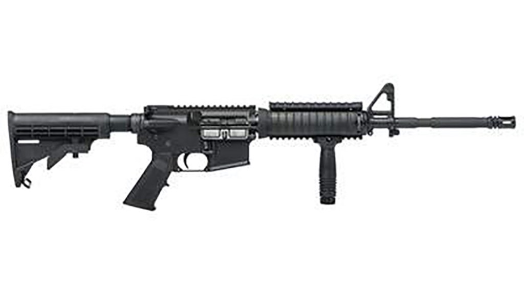 Aero Precision M4 clone AR-15 for sale with a big discount. Get $300 off the RRP here.