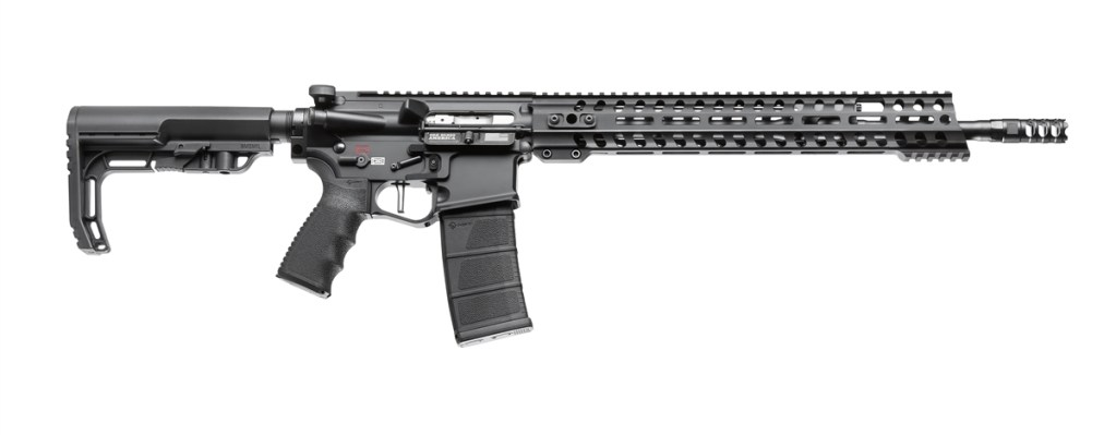 The Patriot Ordnance Factory Renegade in 300 BLK. One of the best sniper rifles, or all round hunting rifles,, for sale in 2019.