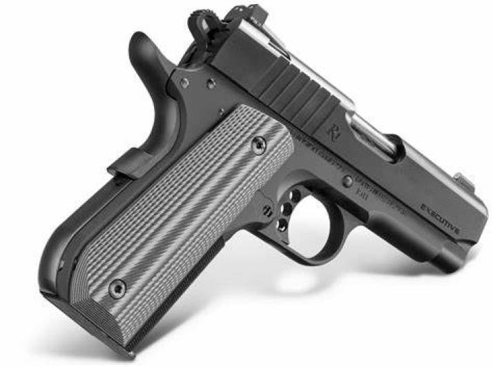 Remington 1911 UltraLight Executive for sale. A stunning subcompact 1911 that costs a fortune. Want the best?