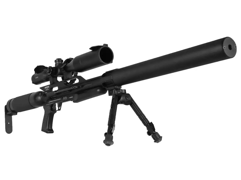 The AirForce Texan SS is one of the best air rifles in the world. Buy yours online now.