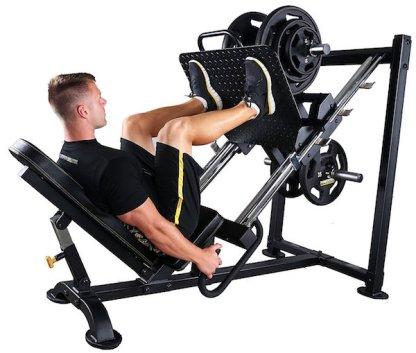 Image result for Leg press machine