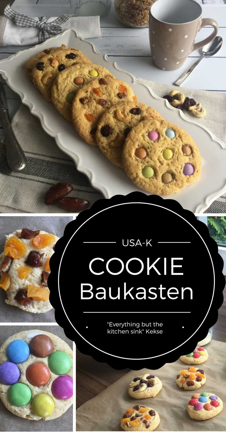 everything but the kitchen sink cookies grundrezept kekse