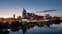 Die Skyline von Nashville, Tennessee bei Nacht. (Bild: pixabay.com)