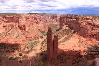 Blick in den Canyon de Chelly National Monument
